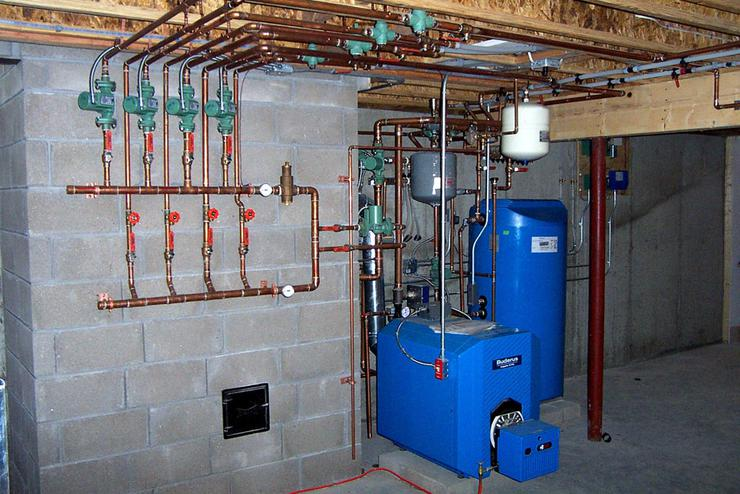 Oil Heating System Installation & Repair in Paxton, Massachusetts