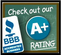 Best Plumbers in Brookfield, Massachusetts with an A+ Rating with the Better Business Bureau.