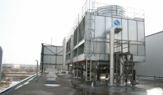 Commercial/Industrial Cooling Tower Installation, Repair & Maintenance in Boston, Massachusetts
