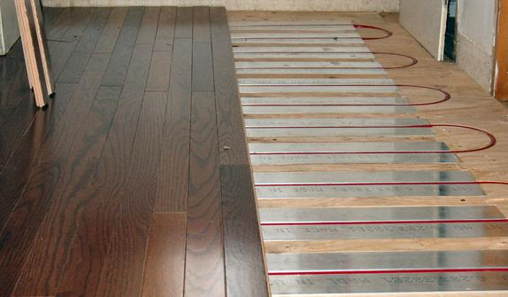 Basement Floor Radiant Heating System Installation & Repair in Massachusetts