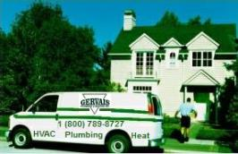 Gervais Plumbing Heating Air Conditioning South Shore Massachusetts